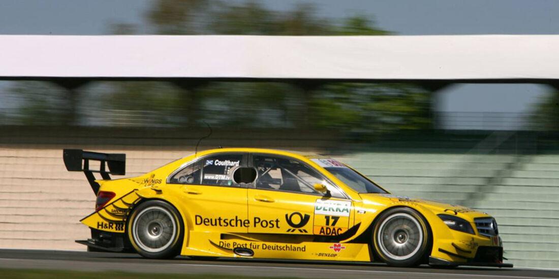 DTM Hockenheim 2010 Freitag