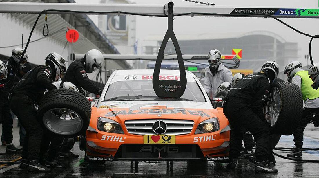 DTM Hockenheim 2010 Paffett