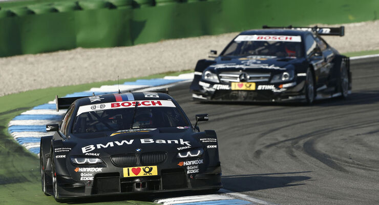 DTM Hockenheimring II 2012, Rennen, Bruno Spengler