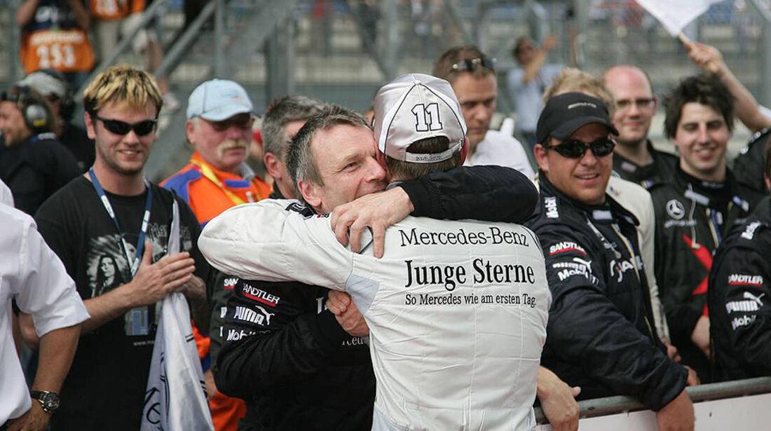 DTM Lausitzring 2010 Jamie Green