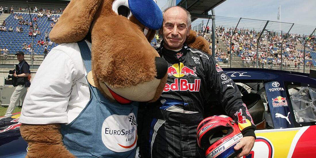 DTM Lausitzring 2010 Peter Mücke