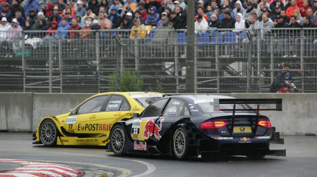 DTM Norisring 2011 Miguel Molina