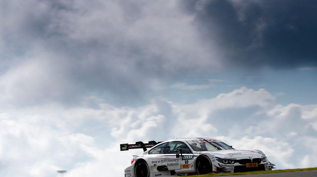 DTM - Nürburgring 2014 - #10 Martin Tomczyk (GER, BMW Team Schnitzer, BMW M4 DTM)