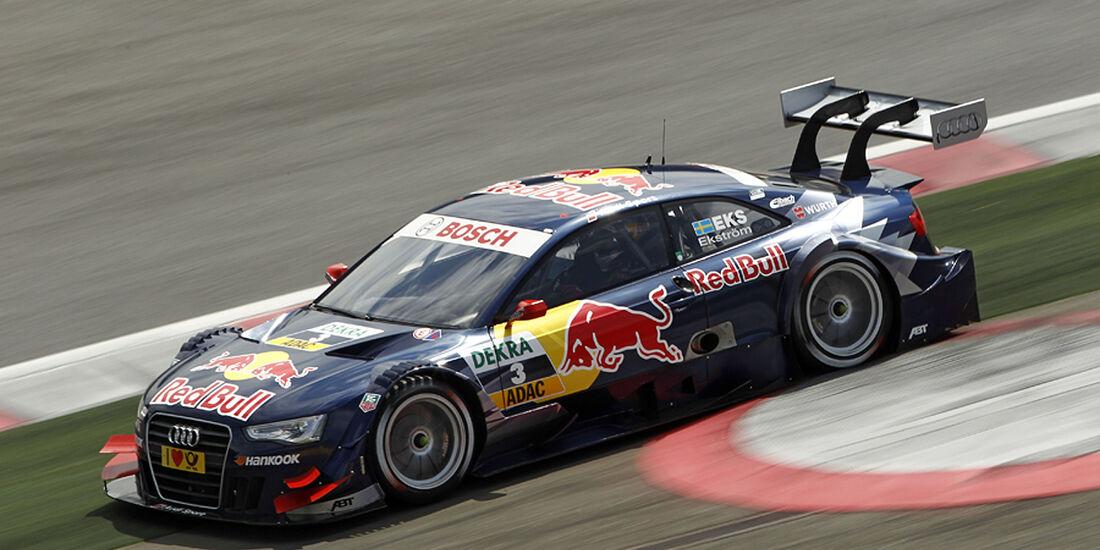 DTM Spielberg 2012 Qualifying, Mattias Ekström