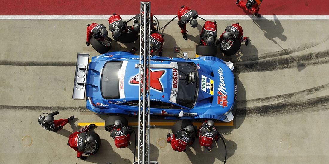 DTM Spielberg 2012 Rennen, Filipe Albuquerque