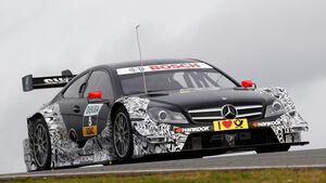 DTM Test 2014 - Mercedes C-Coupé
