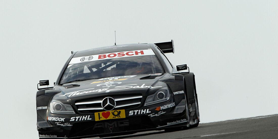 DTM Zandvoort 2012 Qualifying, Gary Paffett