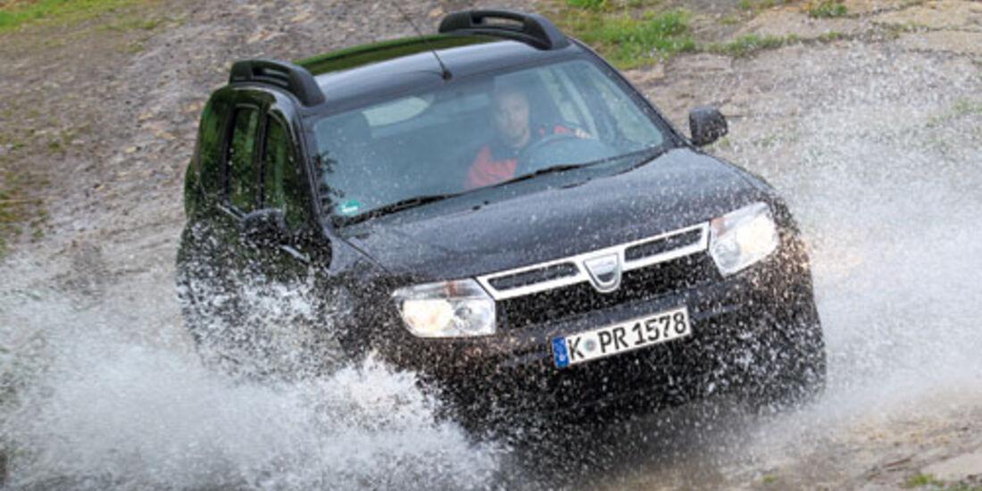 Dacia Duster 1.6 16V 4x4