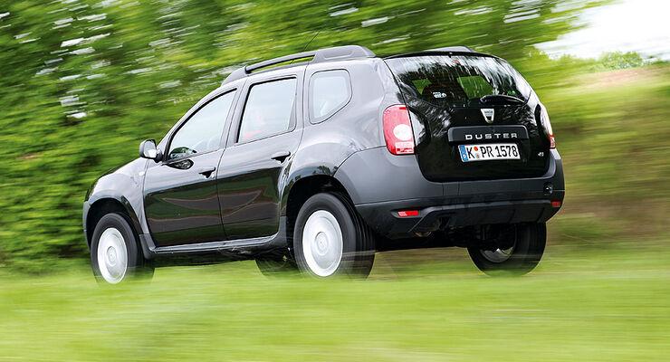 Dacia Duster, Familienauto, Kaufberatung