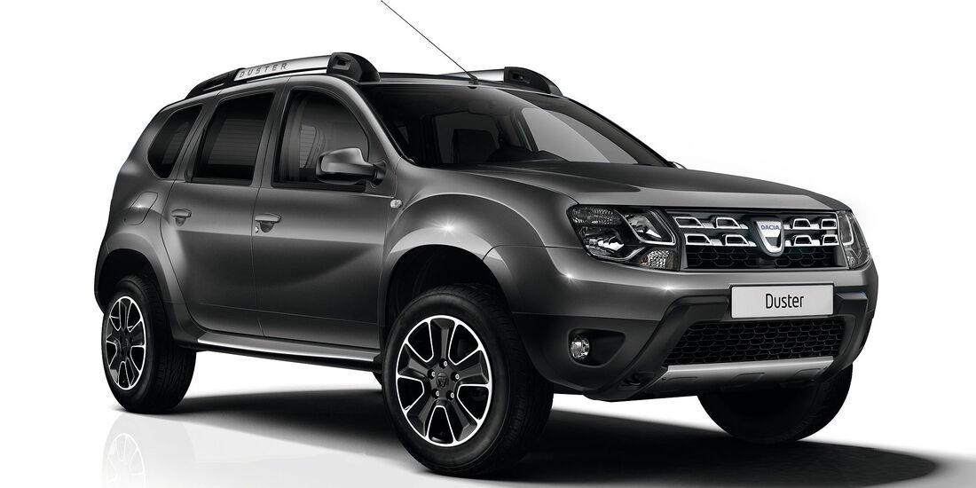 Dacia Duster Modelljahr 2016