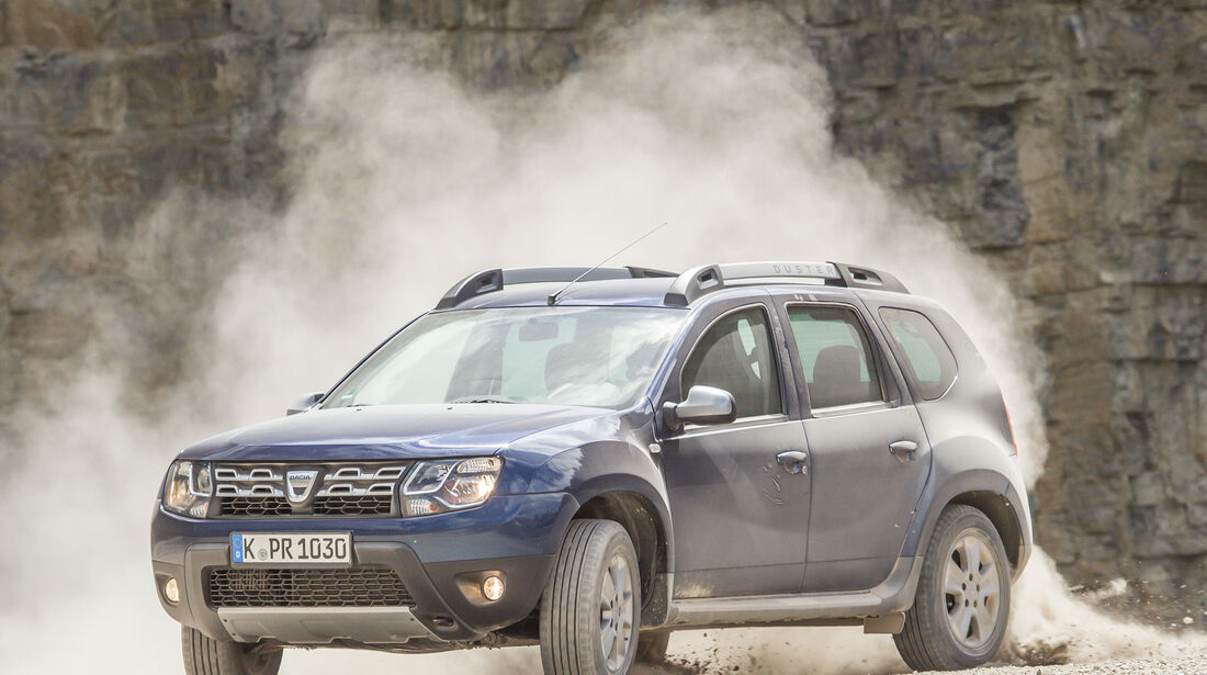 Dacia Duster TCe 125, VT, AS1816
