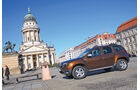 Dacia Duster dCi 110 4WD, Seitenansicht