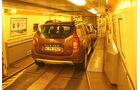 Dacia Duster dci 110 4X4, Eurotunnel