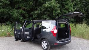 Dacia Lodgy Innenraum-Check