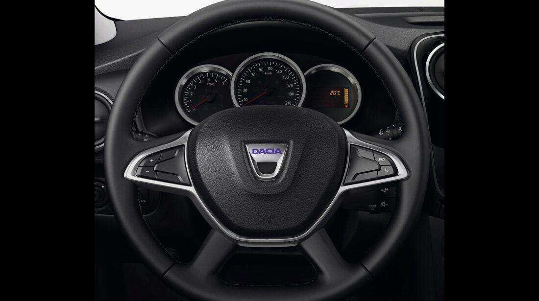 Dacia Lodgy und Dokker Facelift