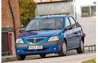 Dacia Logan 1.4 MPI, Frontansicht