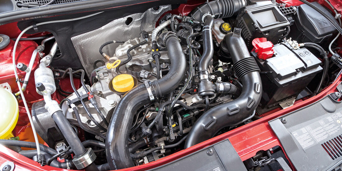 Dacia Logan MCV TCe 90, Motor