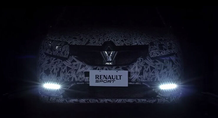 Dacia Renault Sandero RS Brasilien Video