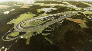 Daimler Prüf- und Technologiezentrum Immendingen