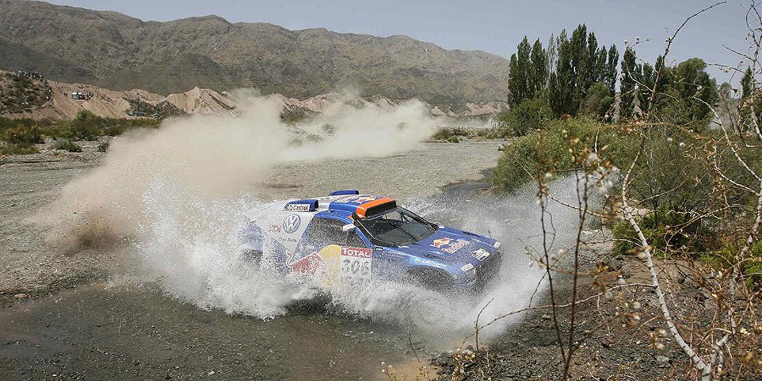 Dakar 2010 Etappe 11