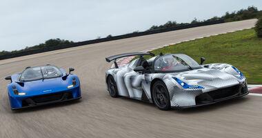 Dallara Stradale - Sportwagen - Leichtbau - Fahrbericht
