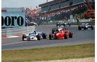 Damon Hill - Arrows A18 - Michael Schumacher - Ferrari F310B - GP Ungarn 1997 - Budapest