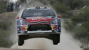Dani Sordo, Rallye Argentinien 2009, Citroen C4 WRC