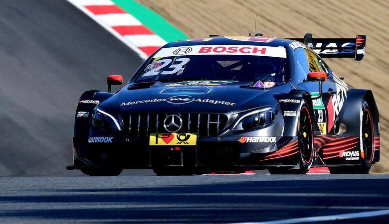 Daniel Juncadella - Mercedes - DTM - Brands Hatch 2018