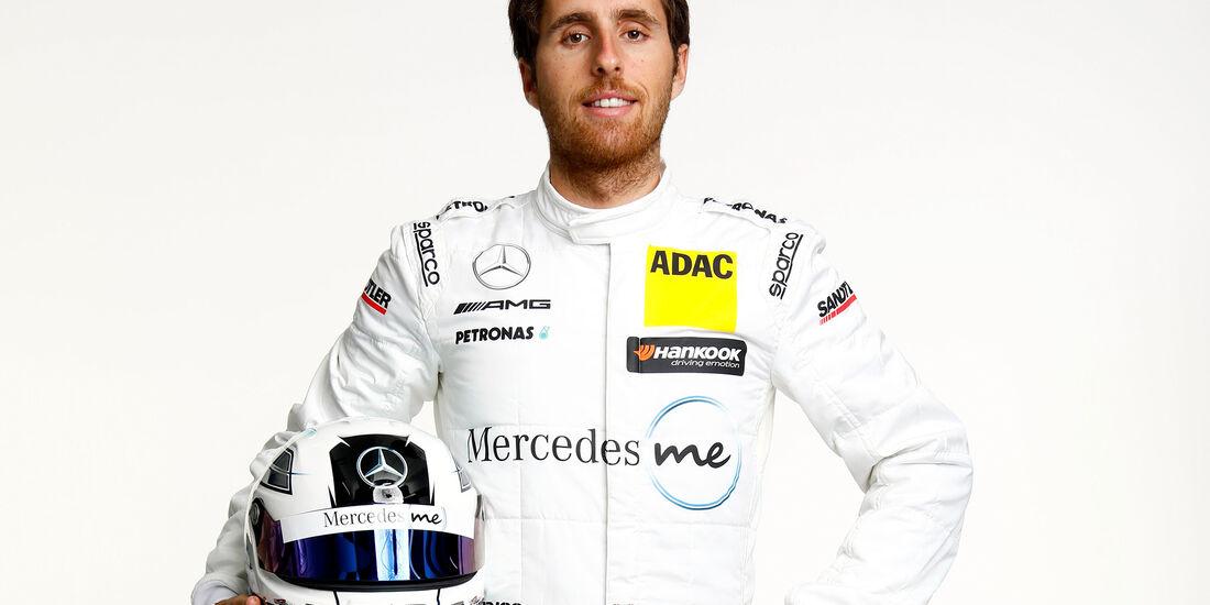 Daniel Juncadella - Mercedes - Porträt - DTM 2018
