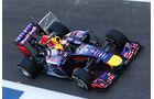 Daniel Riccciardo - Red Bull - Formel 1 - Test - Abu Dhabi - 26. November 2014