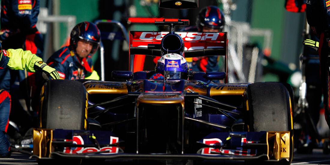 Daniel Ricciardo Formel 1 2012