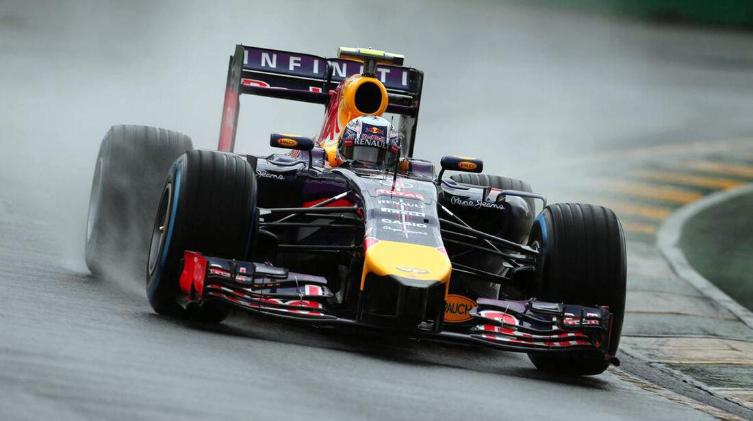 Daniel Ricciardo  - Formel 1 - GP Australien - 15. März 2014