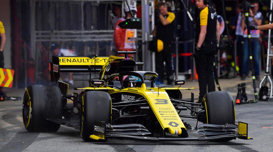 Daniel Ricciardo - Formel 1 - GP Spanien 2019