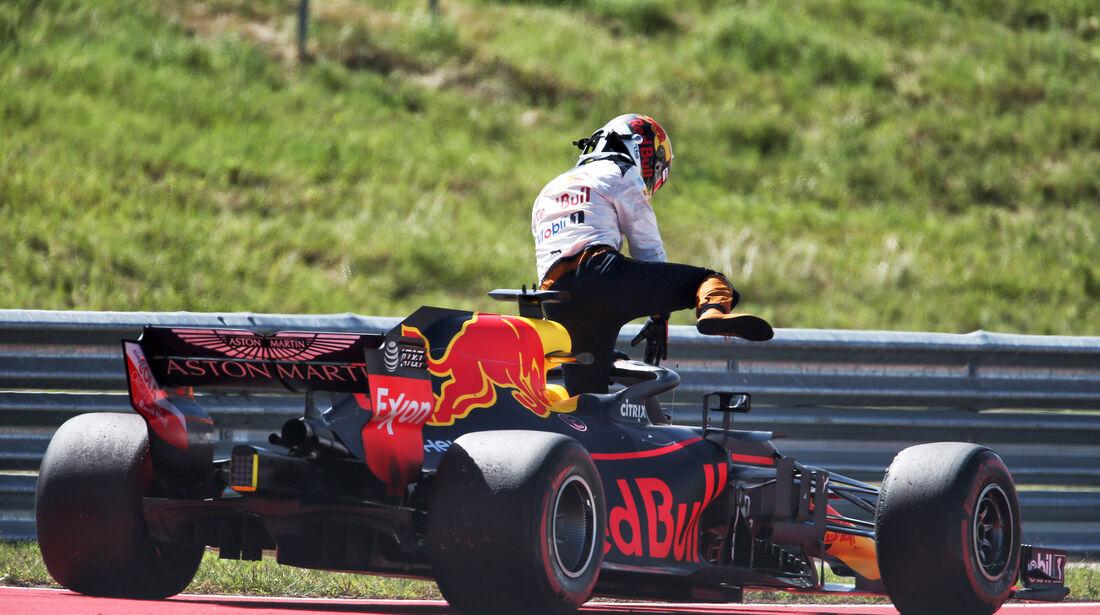 Daniel Ricciardo - Formel 1 - GP USA - Austin - 2018
