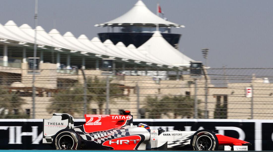 Daniel Ricciardo - GP Abu Dhabi - Qualifying - 12.11.2011