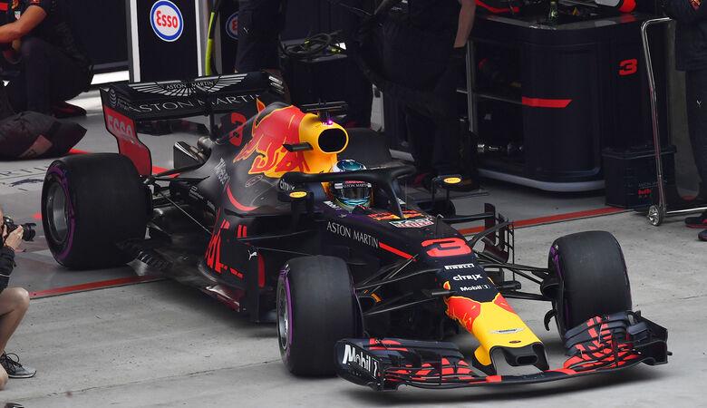 Daniel Ricciardo - GP China 2018
