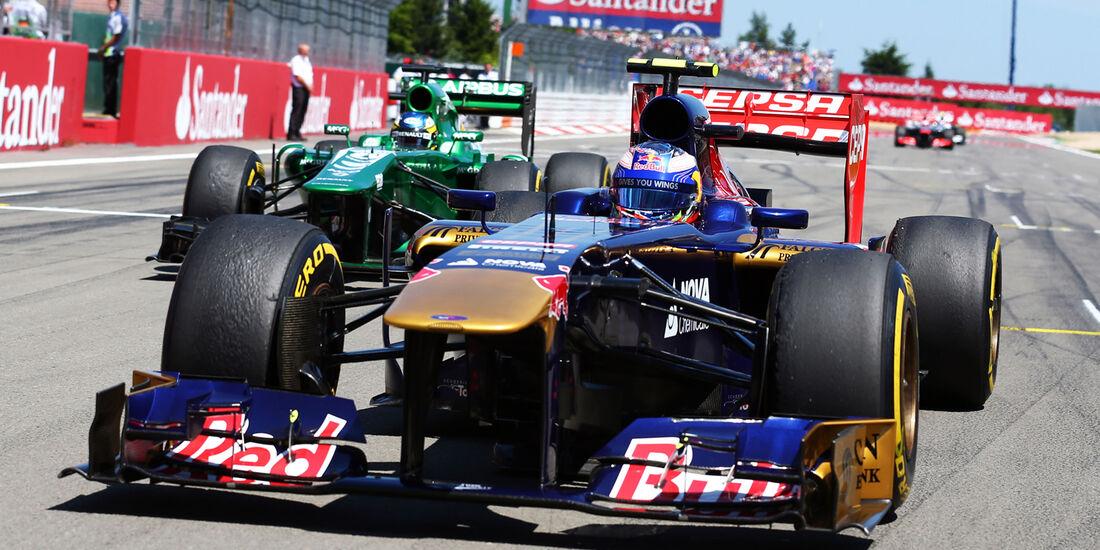Daniel Ricciardo - GP Deutschland 2013