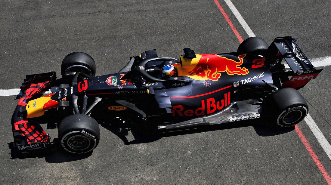Daniel Ricciardo - GP England 2018