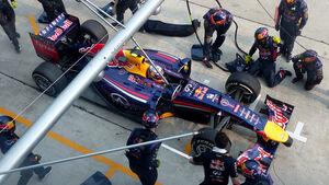 Daniel Ricciardo - GP Malaysia 2014