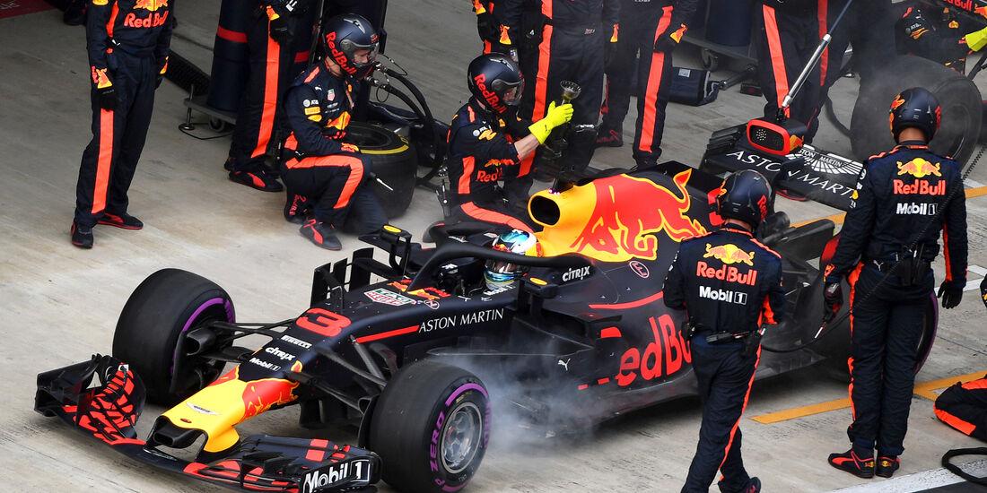 Daniel Ricciardo - GP Russland 2018