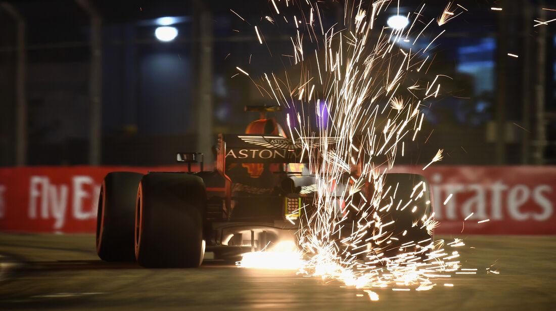 Daniel Ricciardo - GP Singapur 2018
