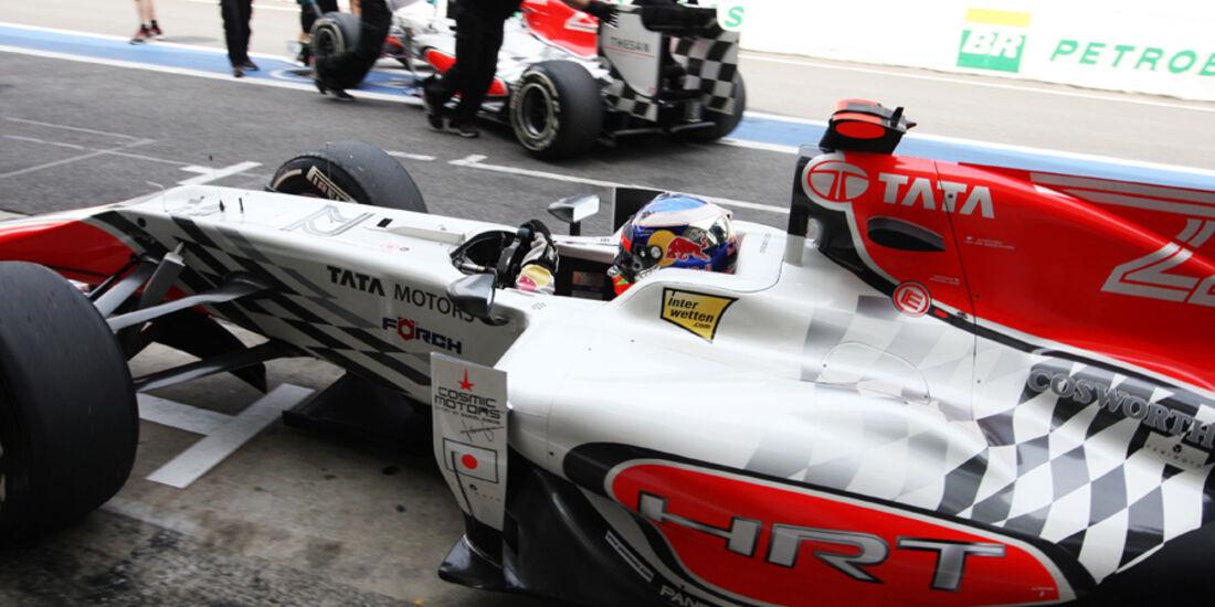 Daniel Ricciardo Hispania GP Brasilien 2011