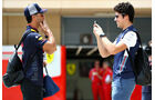 Daniel Ricciardo & Lance Stroll - Formel 1 - GP Bahrain - Training - 6. April 2018