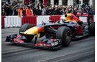 Daniel Ricciardo - Red Bull - Budapest Showrun - 2017
