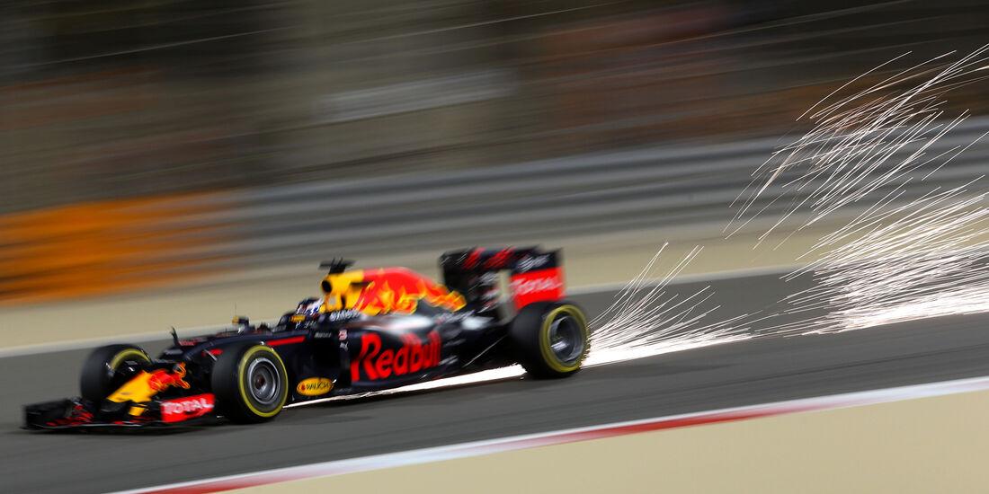 Daniel Ricciardo - Red Bull - Formel 1 - GP Bahrain - 1. April 2016