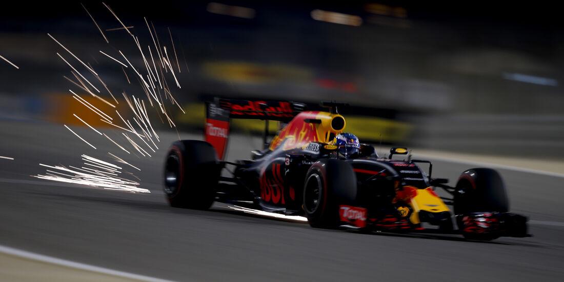 Daniel Ricciardo - Red Bull - Formel 1 - GP Bahrain - 2. April 2016