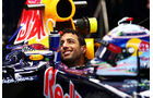 Daniel Ricciardo - Red Bull - Formel 1 - GP Belgien - Spa-Francorchamps - 21. August 2015