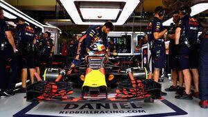 Daniel Ricciardo - Red Bull - Formel 1 - GP Brasilien - 11. November 2017