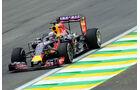 Daniel Ricciardo - Red Bull - Formel 1 - GP Brasilien- 13. November 2015