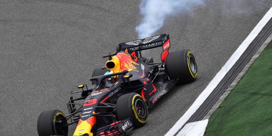 Daniel Ricciardo - Red Bull - Formel 1 - GP China - Shanghai - 14. April 2018